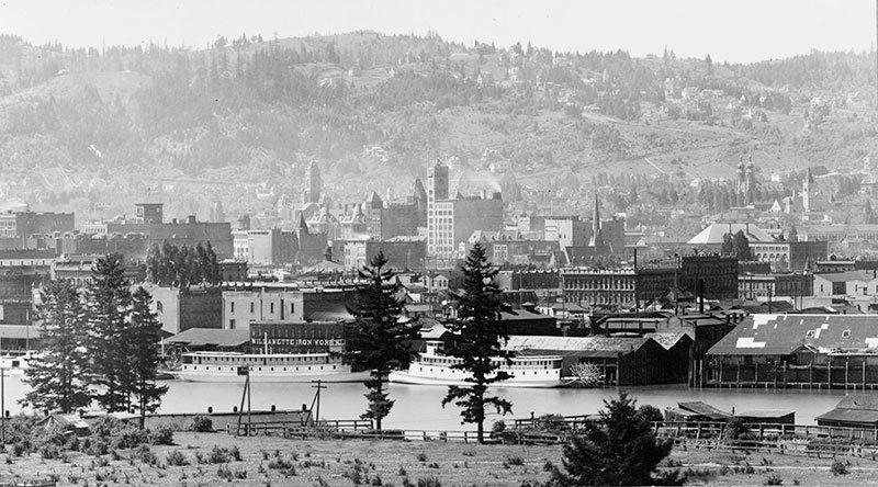 Portland Willamette Iron & Steel Works