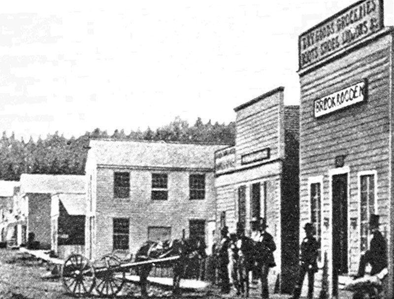 Portland In 1851