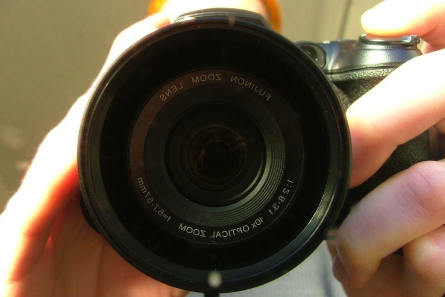 War Inventions Digital Camera