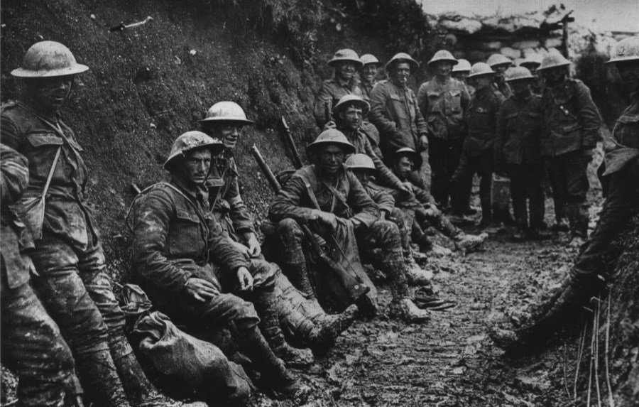 WW1 Photos: 31 Images From The Darkest Days Of The Great War