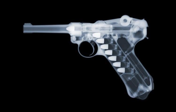 X-ray Art Gun