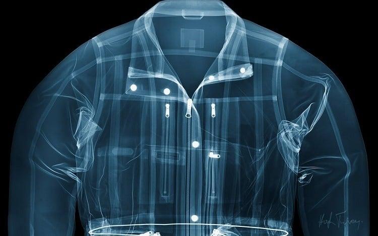 X-ray Art Jacket