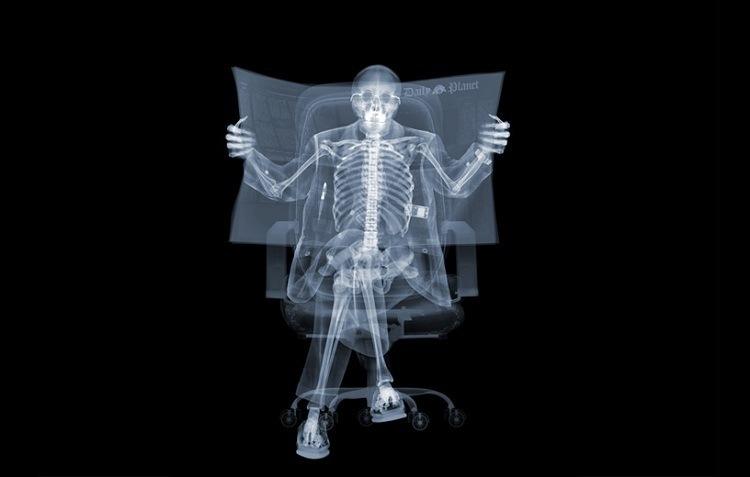 X-ray Art Reading