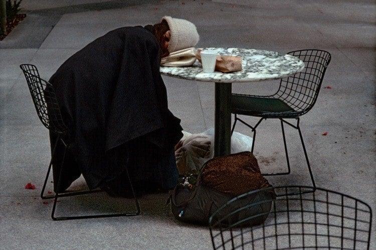 1980s new york sleeping