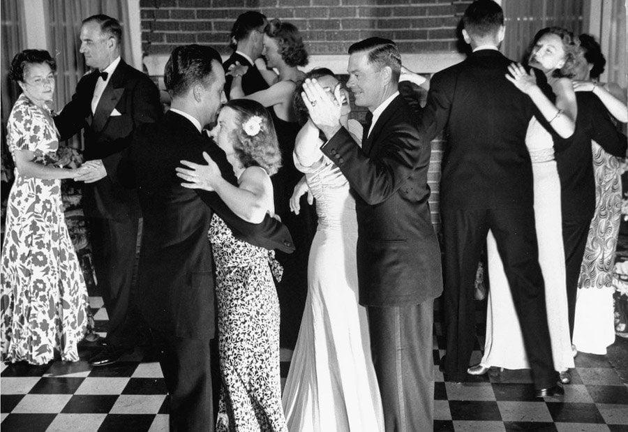 american mother 1941 dancing