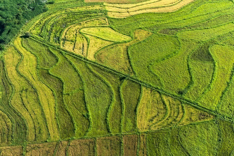 cuba unseen beauty flowing fields