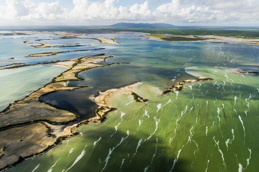 cuba unseen beauty green waves