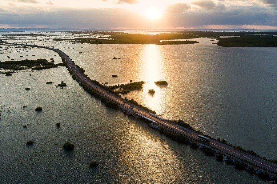 cuba unseen beauty wetland highway
