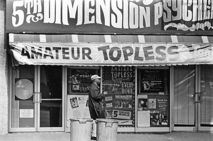 haight ashbury 1967 topless