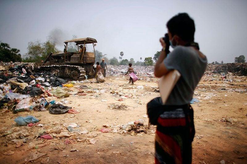 Anglong Pi Dump Cambodia