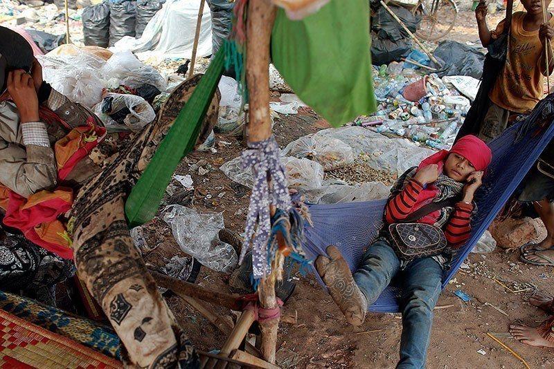 Encampment at Anlong Pi