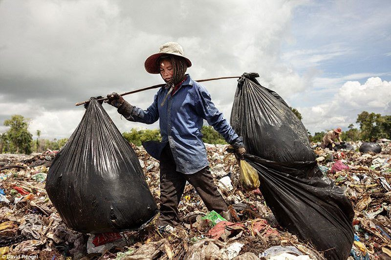 Anlong Pi Trash Bags