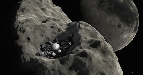 The Future Of Space Mining And The Trillions To Be Made In ...