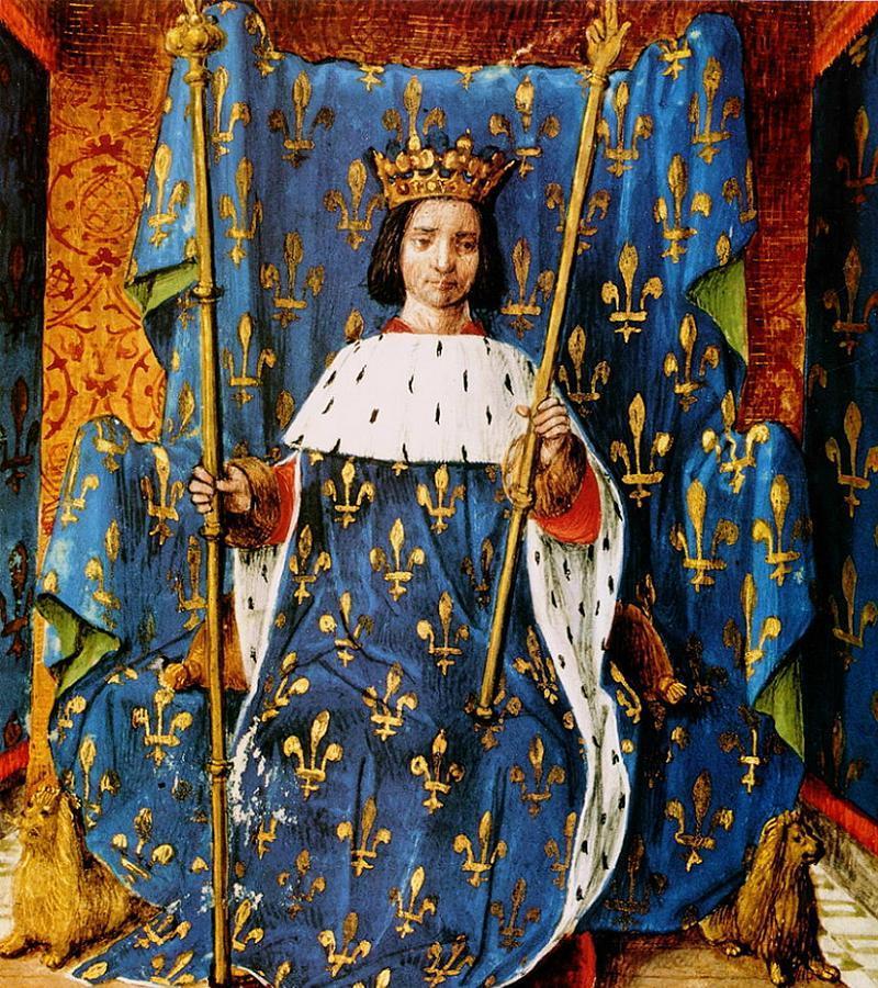 Κάρολος ΣΤ' της Γαλλίας