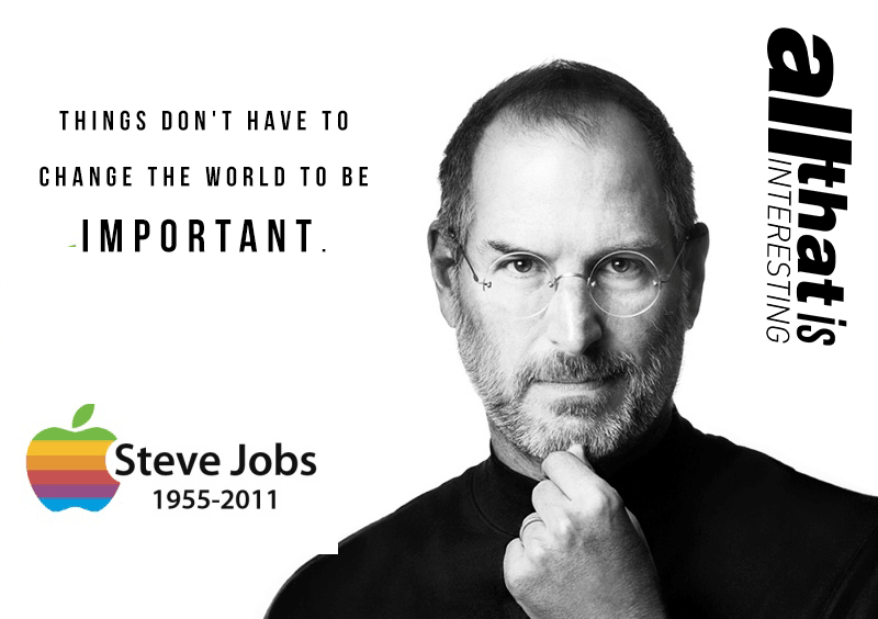 Steve Jobs Deep Quotes About Life