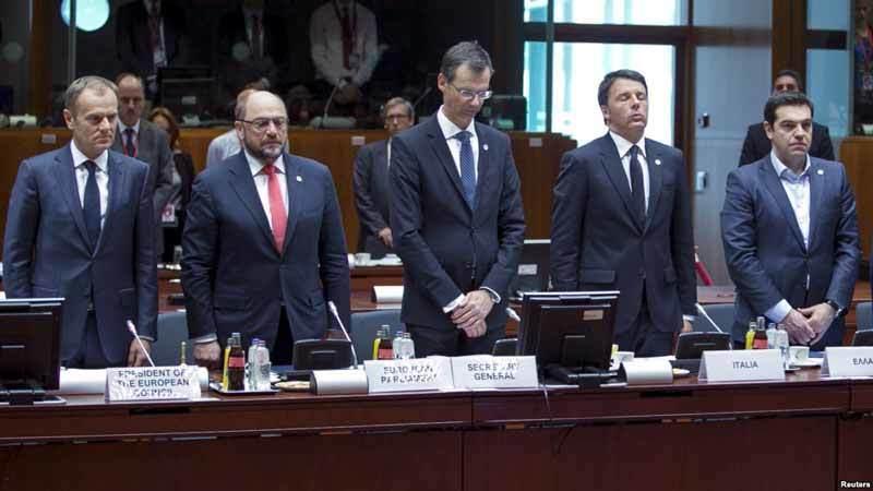 Leaders of European Commission