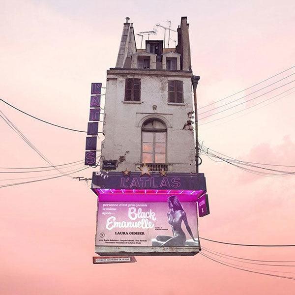 Paris Architecture Elevated