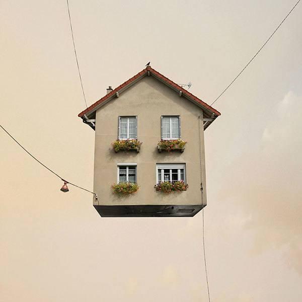 Paris Flying Houses