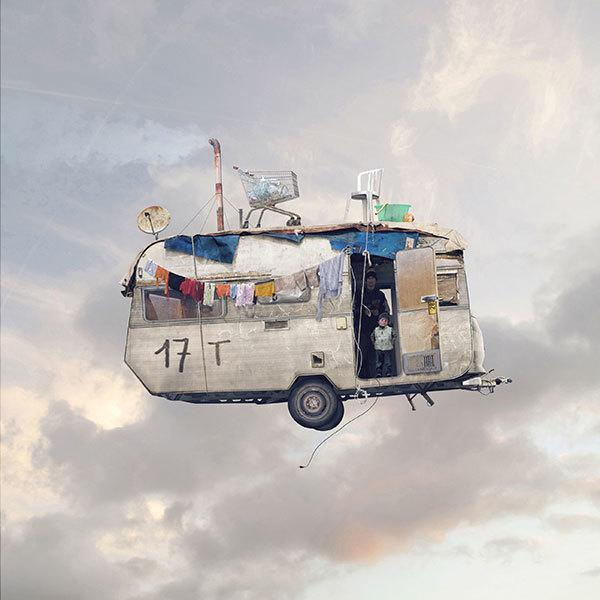 Mobile Home Flying