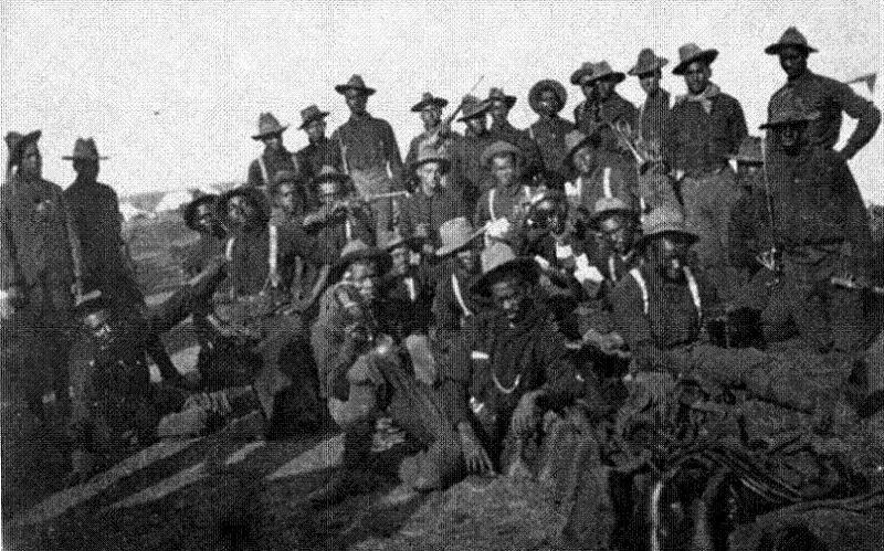 Buffalo Cavalry