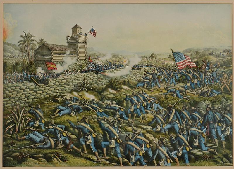 Historic Firsts San Juan