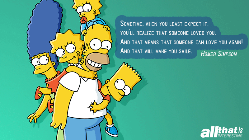 Homer Simpson Quotes About Life