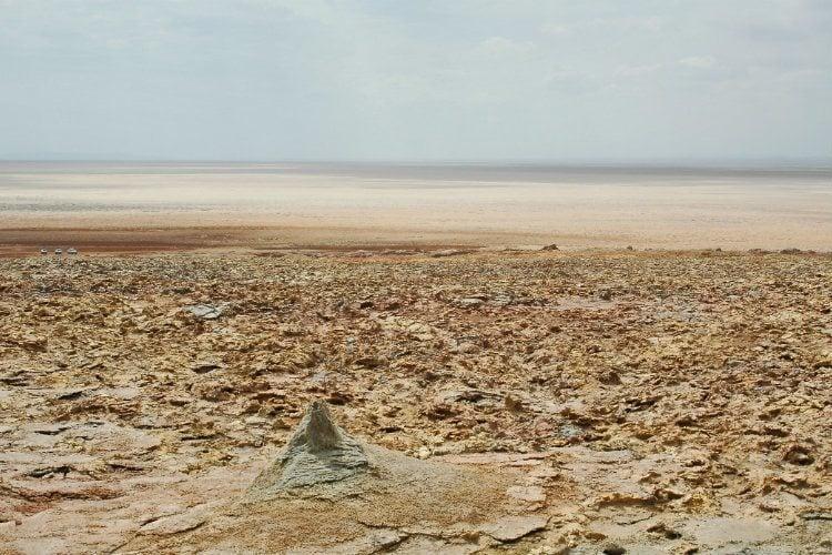 Dallol Desert
