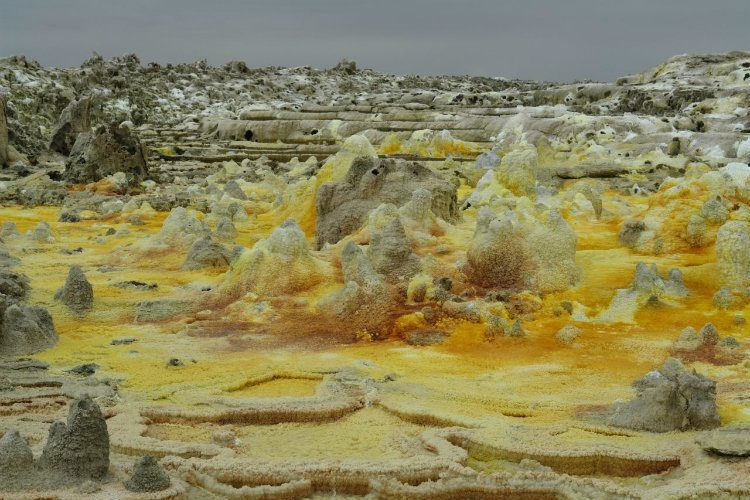Earth Depression Formations