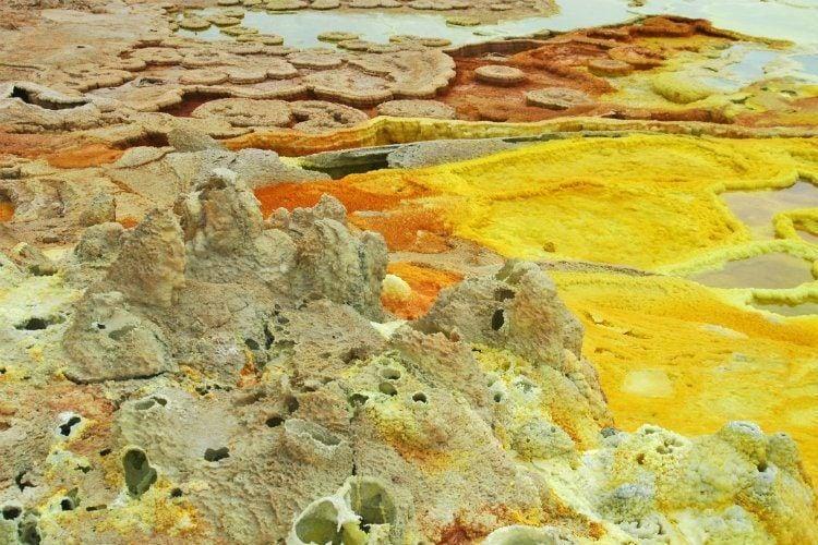 Salt Sulphur