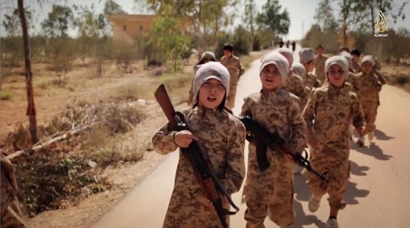 Life Under ISIS Children