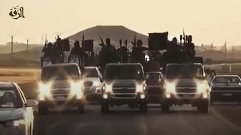 Life Under ISIS Convoy