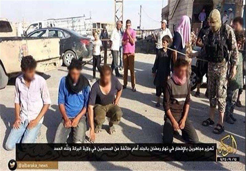 Life Under ISIS Men