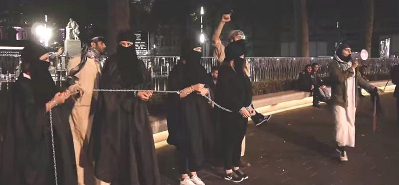 Life Under ISIS Slave Auction