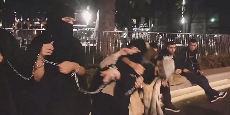 Life Under ISIS Grabbing Slaves