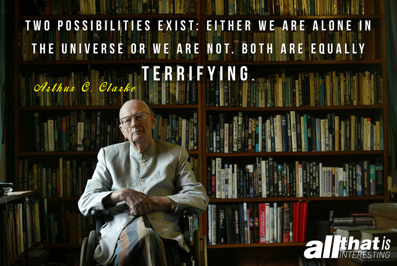 Arthur Clarke Quotes On Life