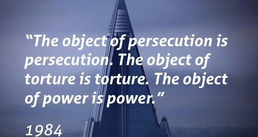 25 George Orwell Quotes On Power, Politics And The Future Of Mankind