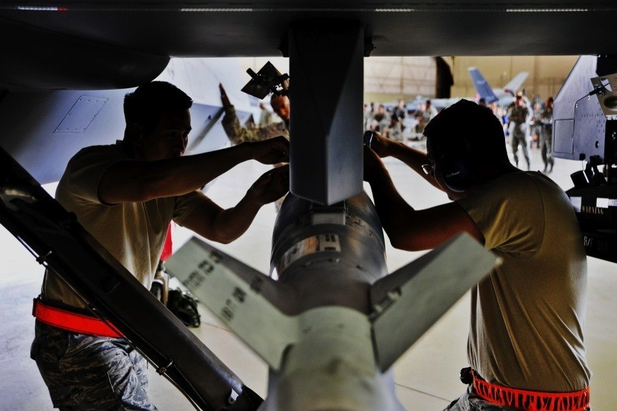 Obama Drones Reaper Missile