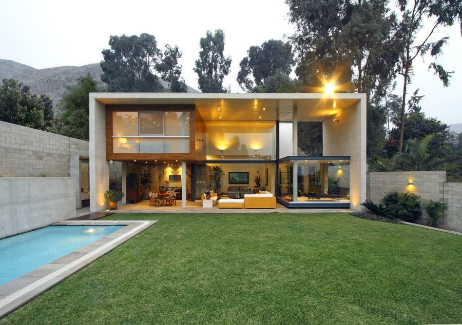 S House Lima Peru