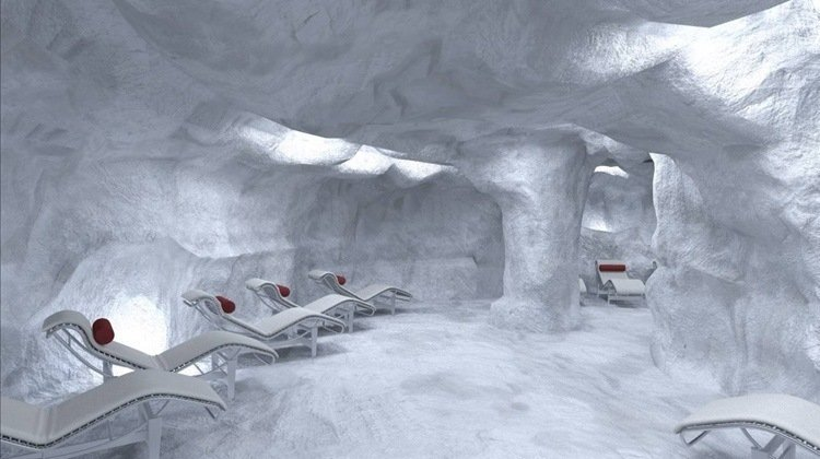 salt caves dubai