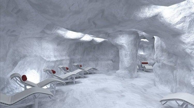 salt caves dubai