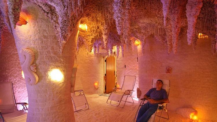 salt caves galos illinois