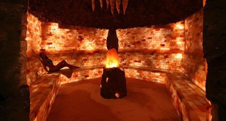 salt caves himalayan california