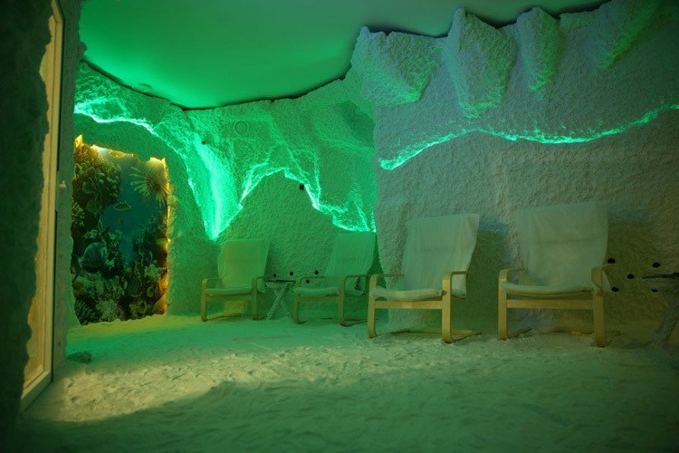 salt caves russia