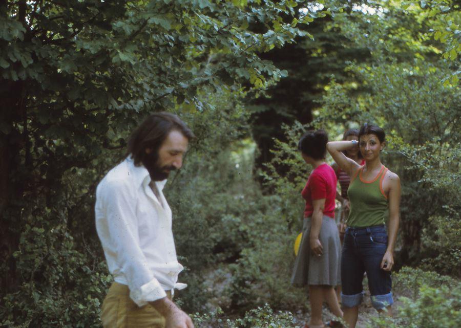 Scene From 1970s Iran