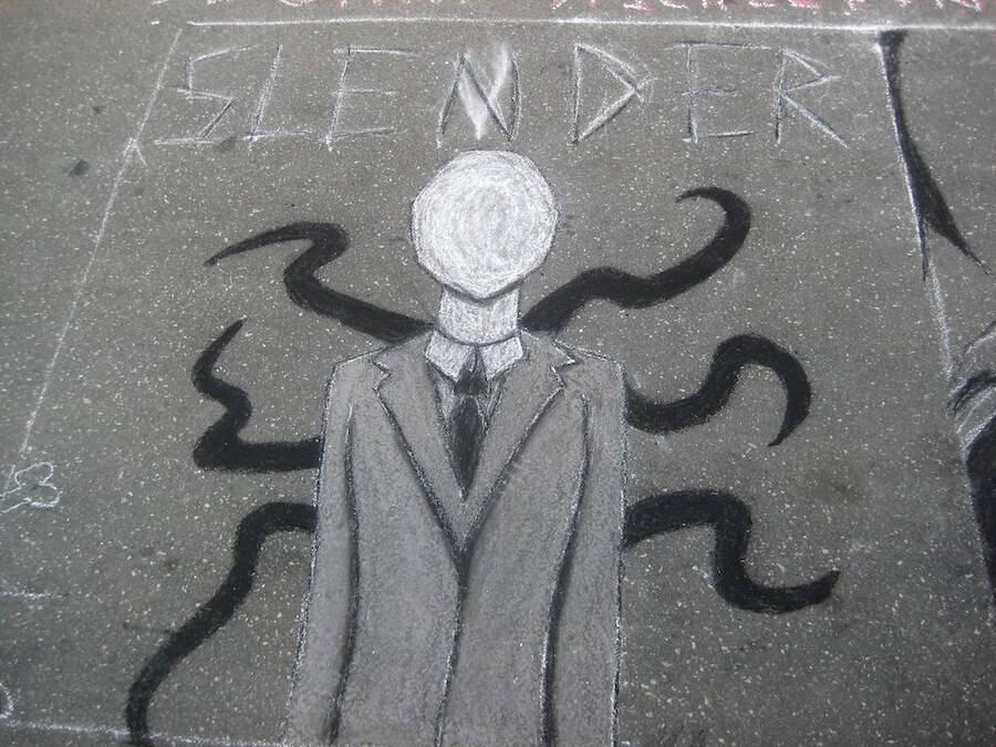 Slender Man Legend