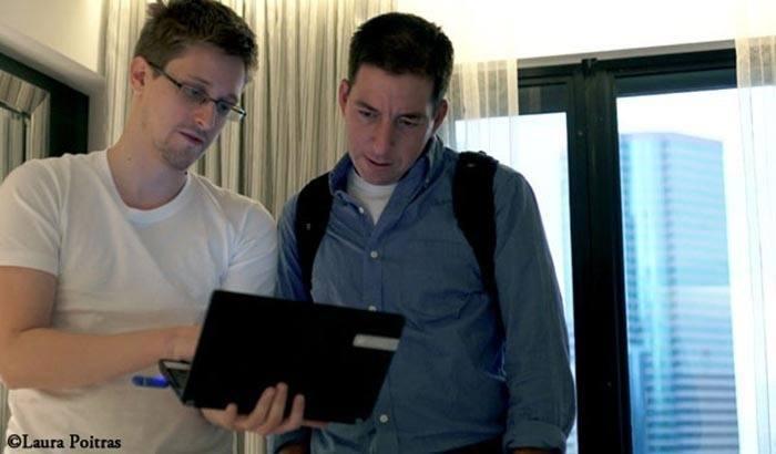 Greenwald Snowden