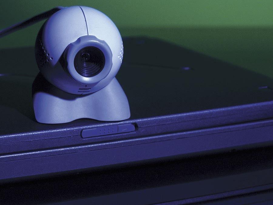Snowden Revelations Camera