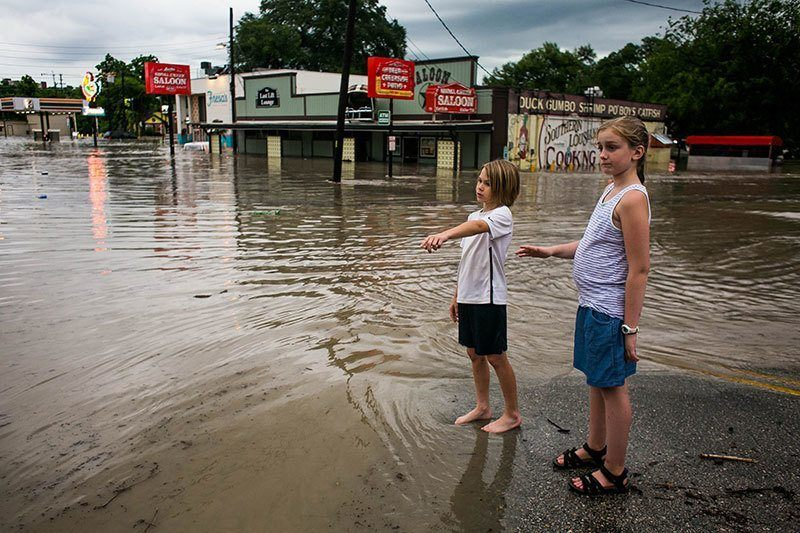 Houston Floods Picture