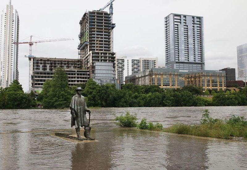 Statue Austin Texas