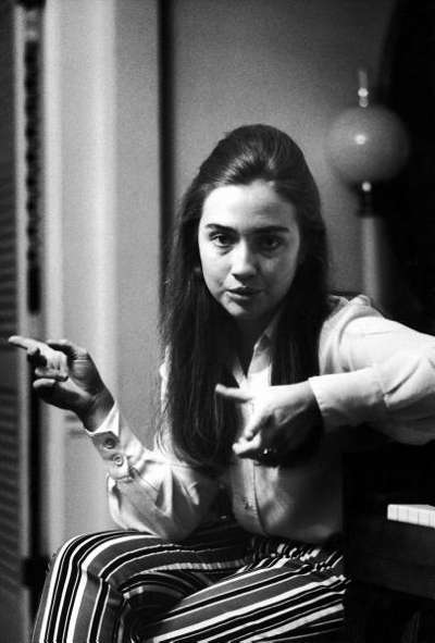 Twentysomething Hillary Clinton Life